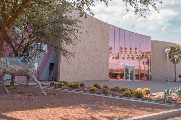 Lisa Frank Headquarters in Tucson, Arizona